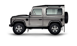 Land Rover-Defender 90-2008