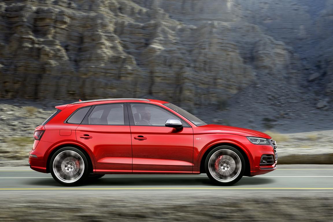 Audi SQ5 2017