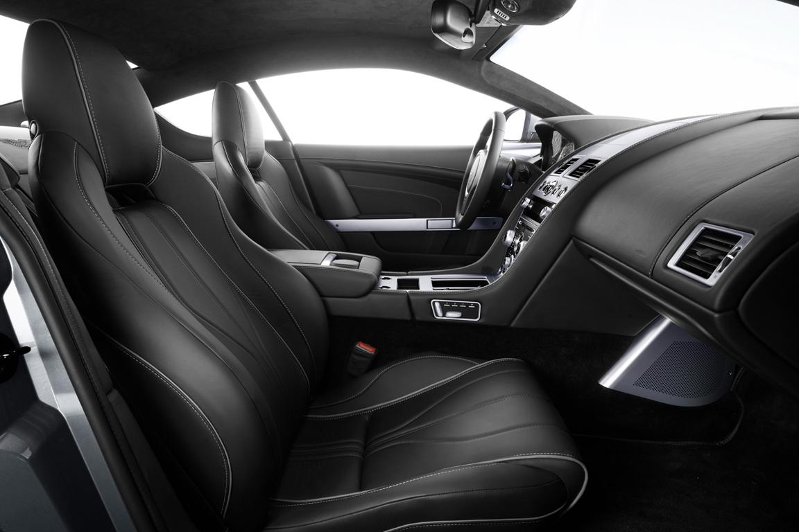 Aston Martin DB9 (2012)