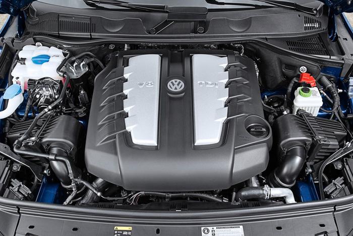 Дизель Volkswagen