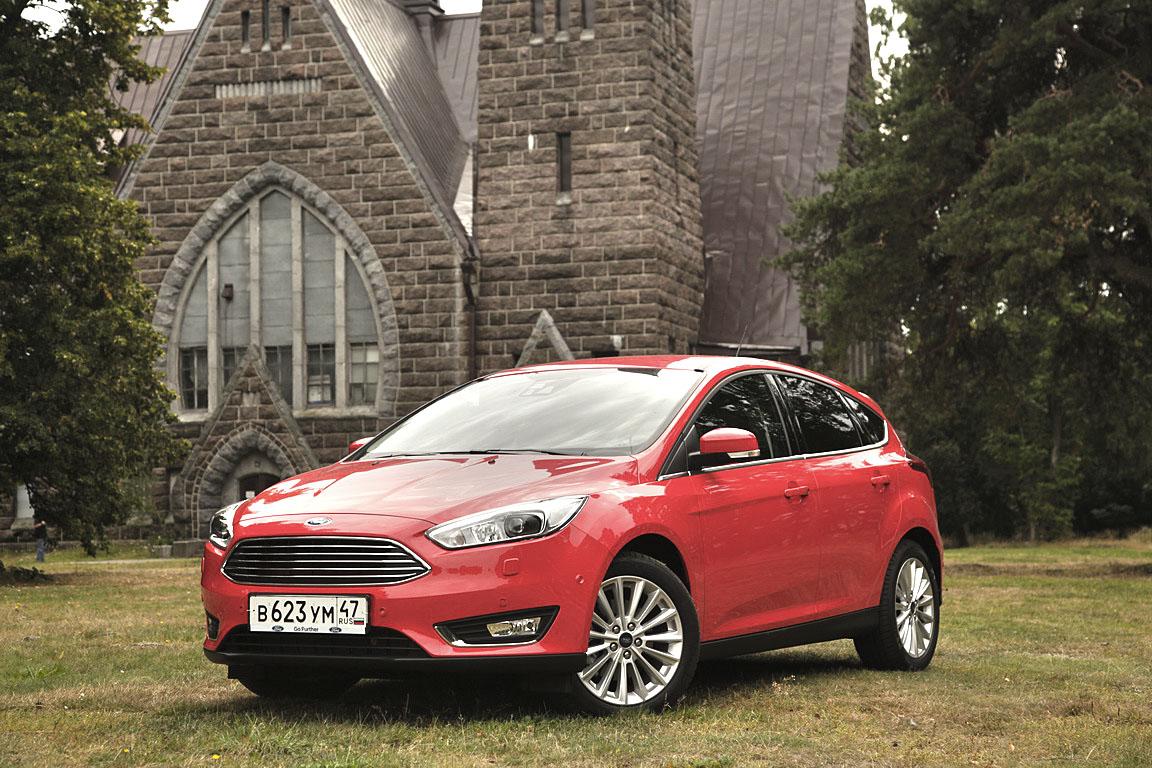 Ford Focus: примеряем обновки