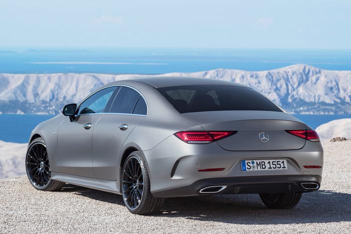 Mercedes-Benz CLS