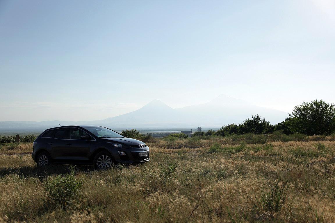 Mazda CX-7: Худышка за миллион