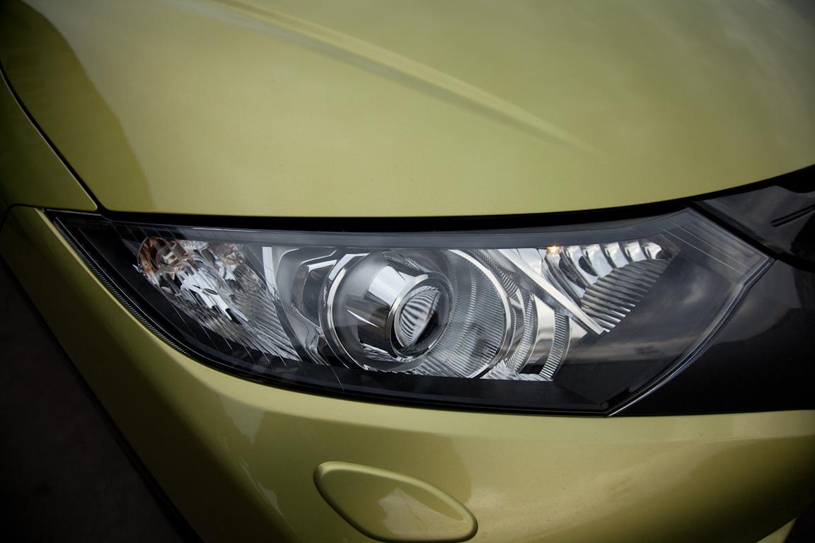 Honda Civic HB: НЛО на бреющем полете