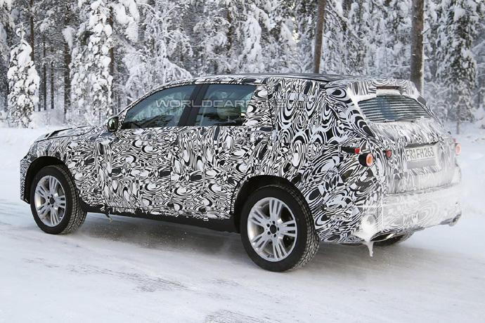 новый Mercedes-Benz GLK