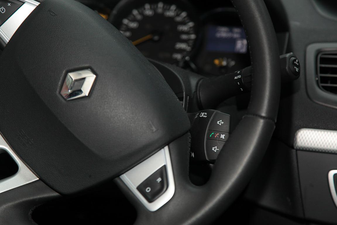 Один месяц с Renault Megane III