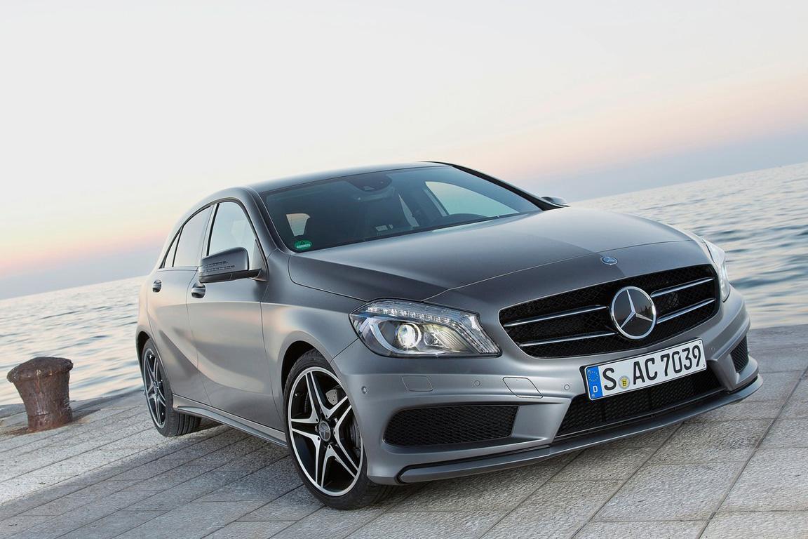 Mercedes-Benz A-class