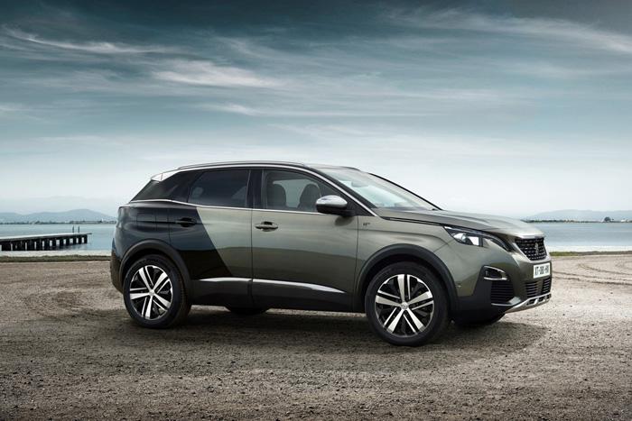 Peugeot (Пежо) выпустит кроссовер вверсии GTi