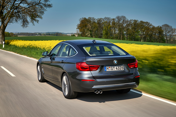 Подробно о новом BMW 3 серии Гран Туризмо