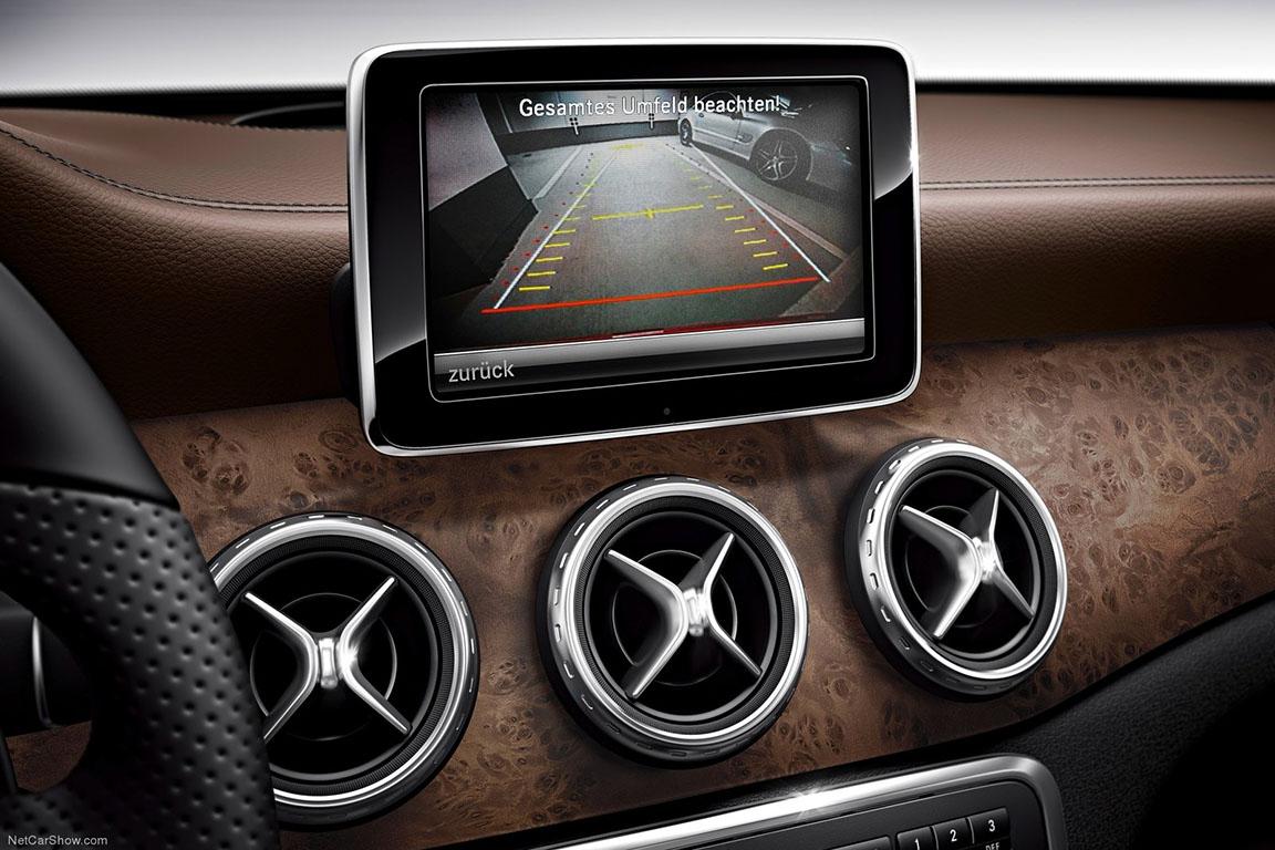 Mercedes-Benz GLA: Хочу быть ближе к грязи