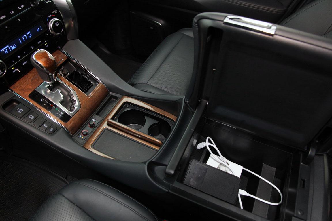 Toyota Alphard: Эхо индустриализации