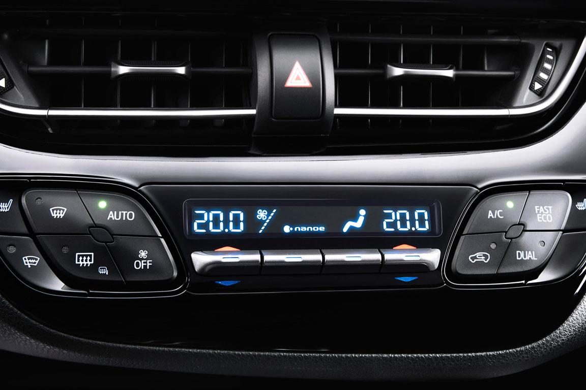 Toyota C-RH 2017 Блок климат контроля
