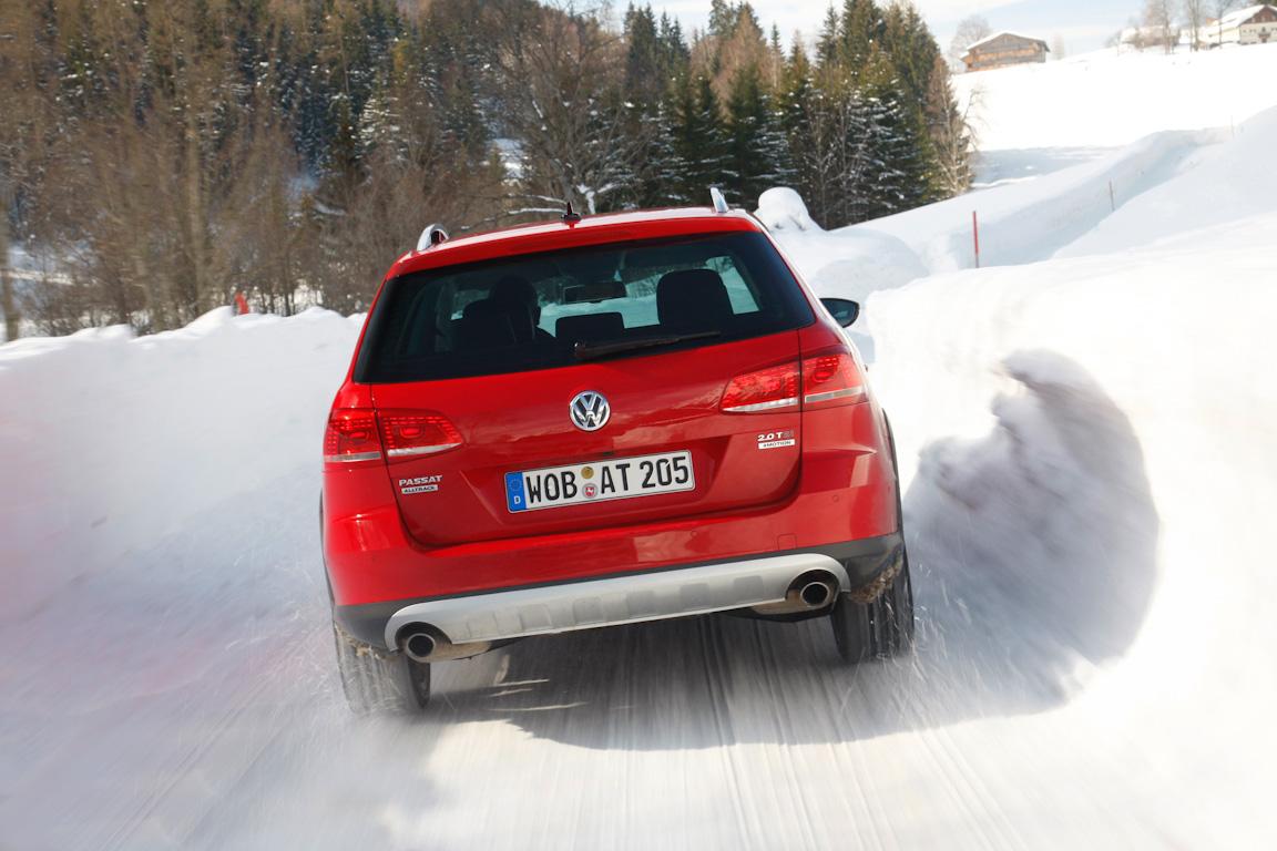 Volkswagen Passat Alltrack: Задачка для людей со стереотипным мышлением