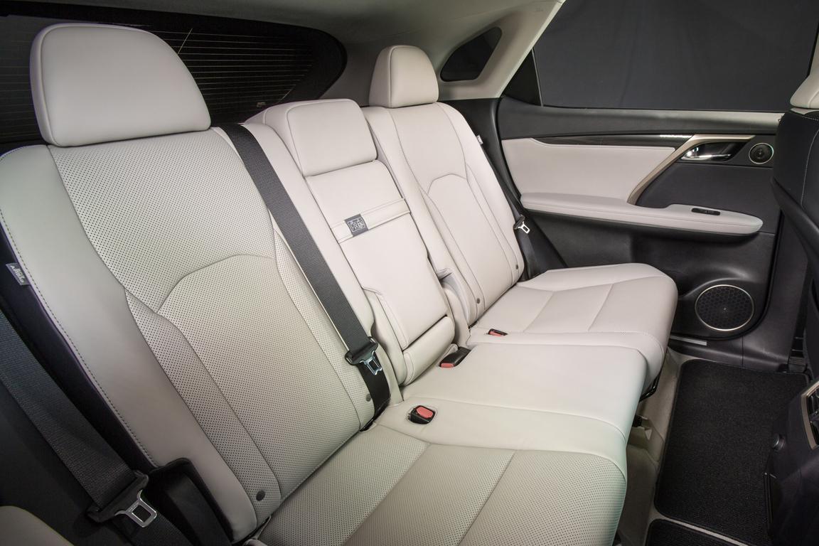 Lexus RX 2015