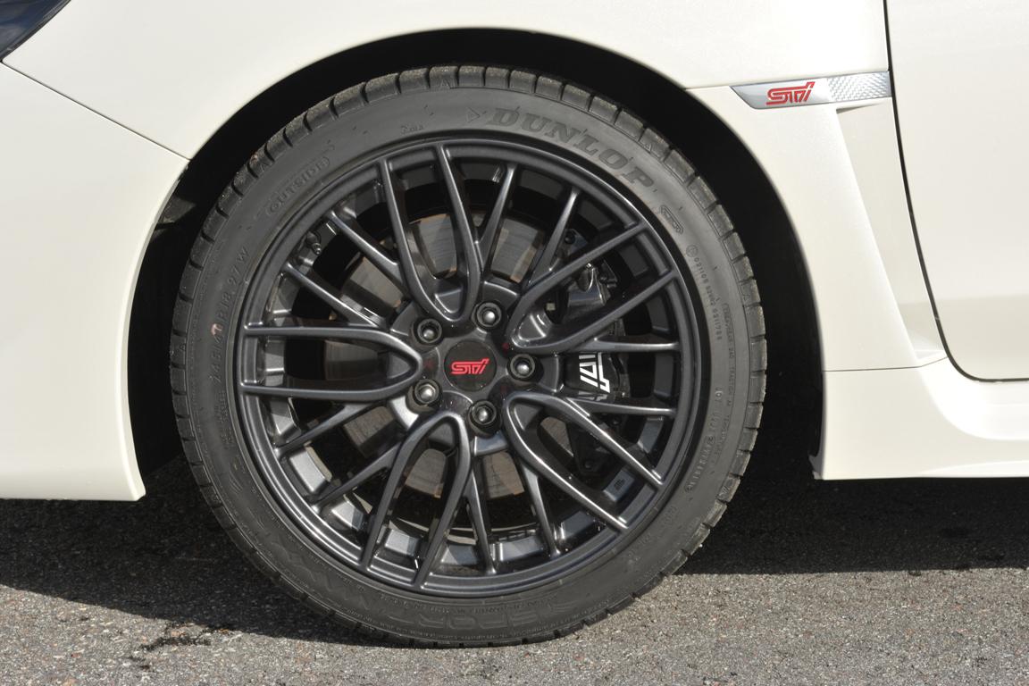 Subaru WRX STI: Без права на ошибку