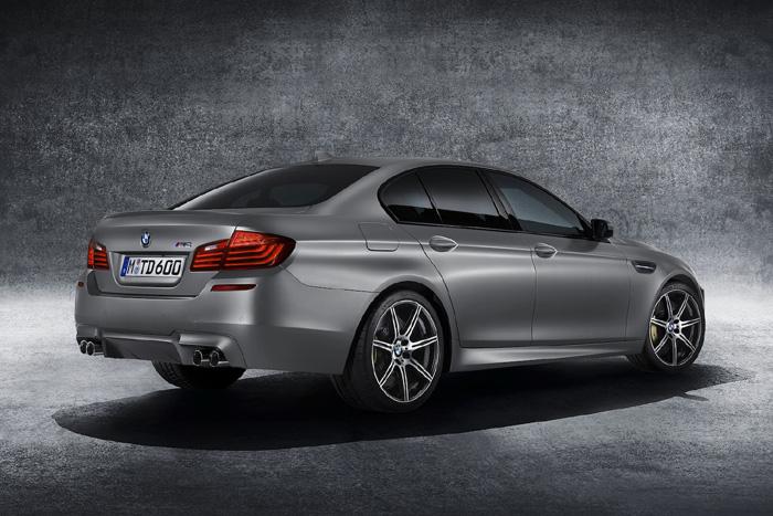 BMW M5 30 Jahre M5