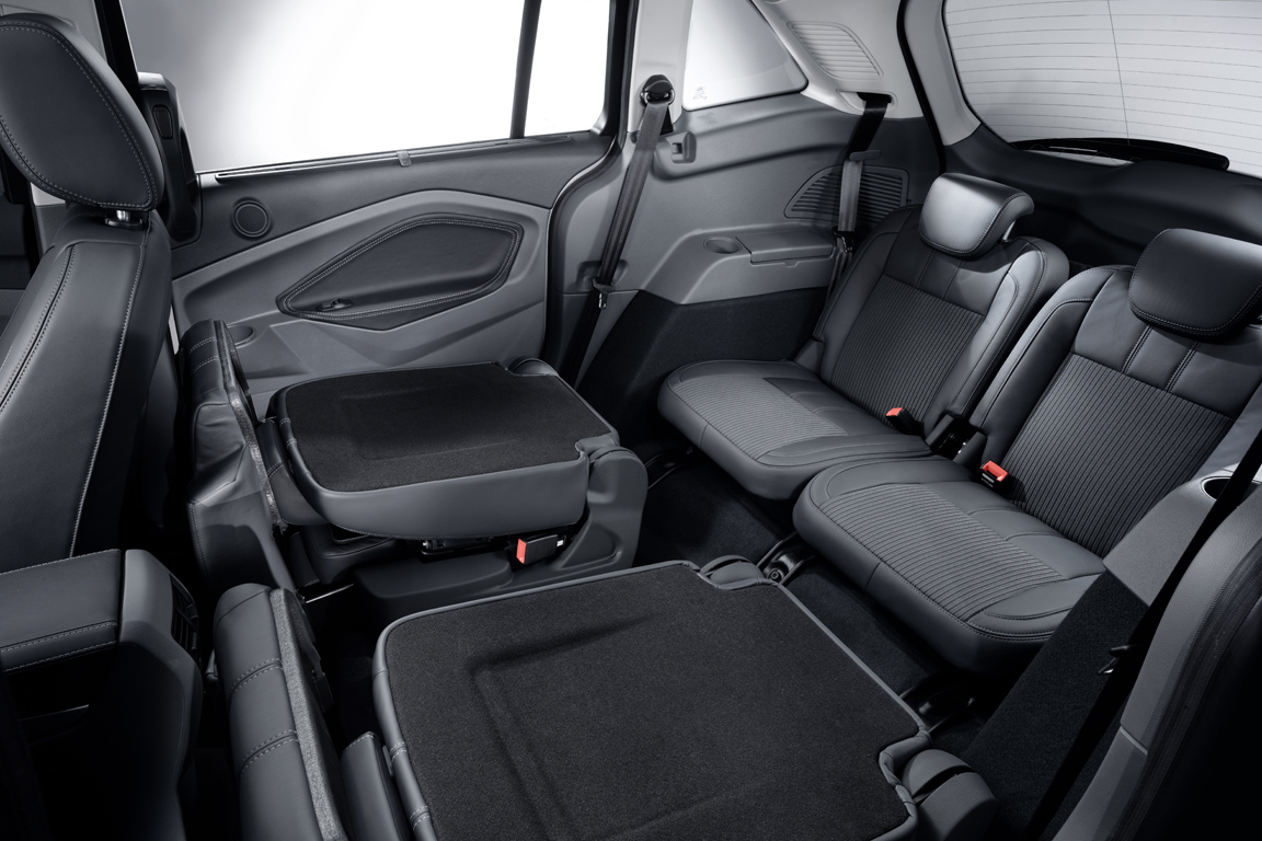 Ford Grand C-MAX 2010