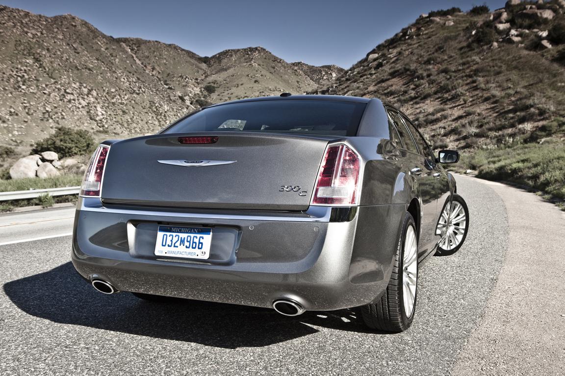Chrysler 300C / Крайслер 300C