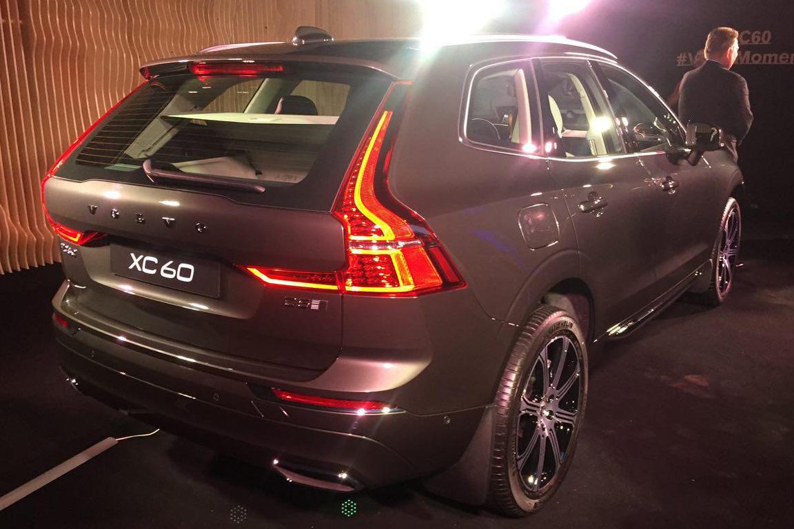 Вольво XC60 официально представлен в РФ. Известен ценник