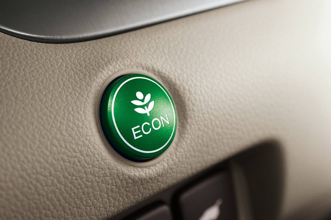 Honda CR-V: оплот спокойствия