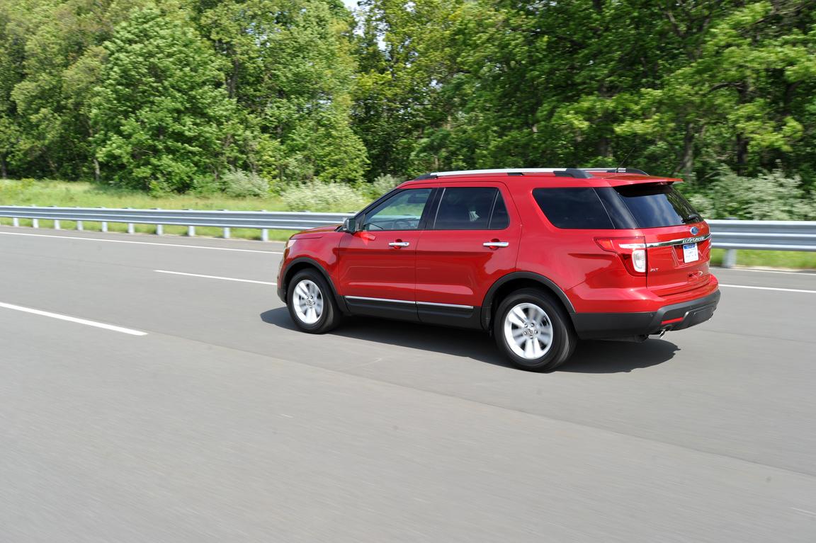 Ford Explorer:Cохраняя и преумножая