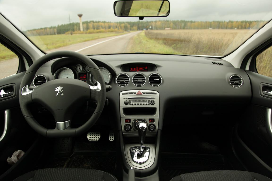 Peugeot 408: Коротко об очевидном