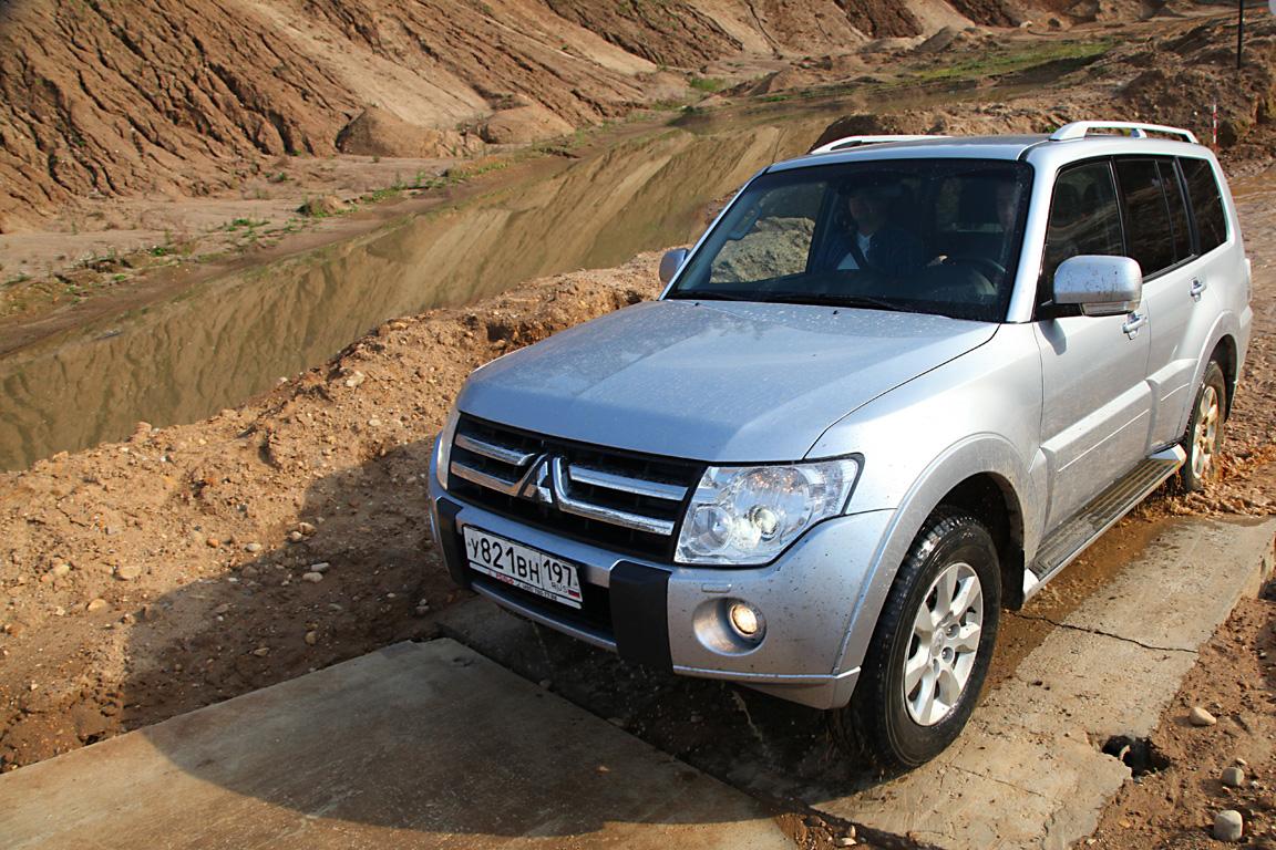 Три литра для Mitsubishi Pajero