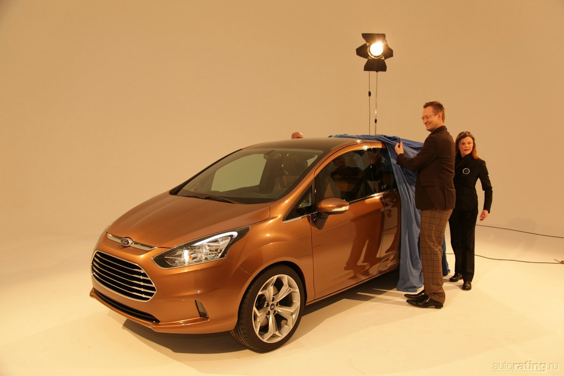 Ford B-Max / Форд Би-Макс