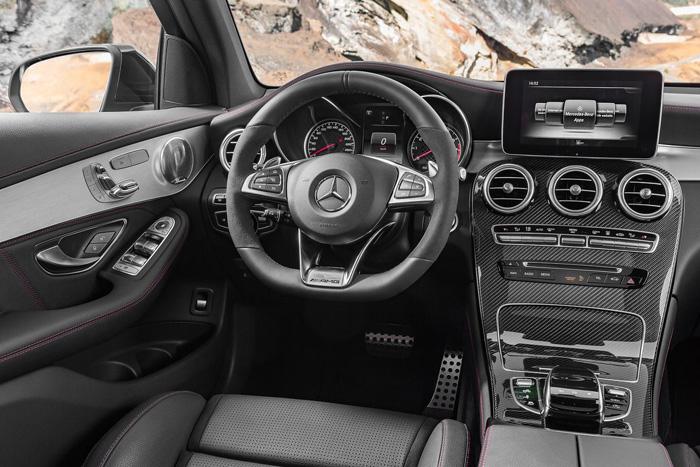 Mercedes-Benz GLC43 AMG 4Matic