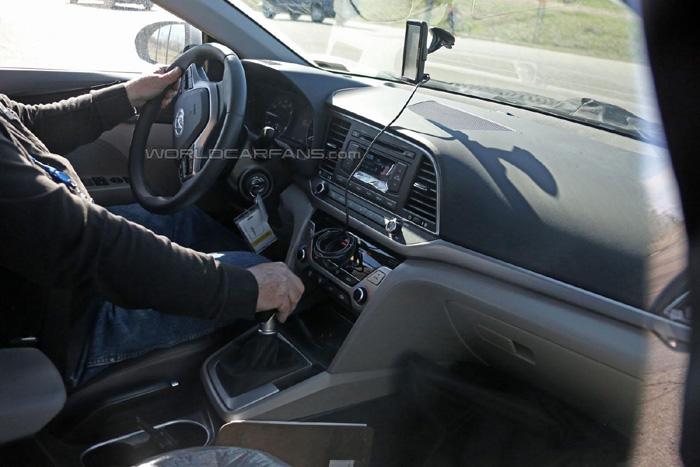 Hyundai Elantra нового поколения