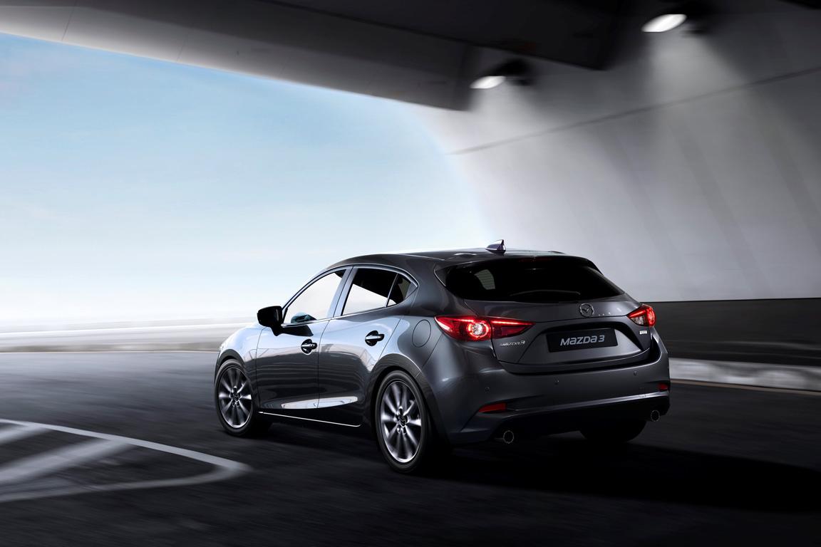 Mazda3 2016