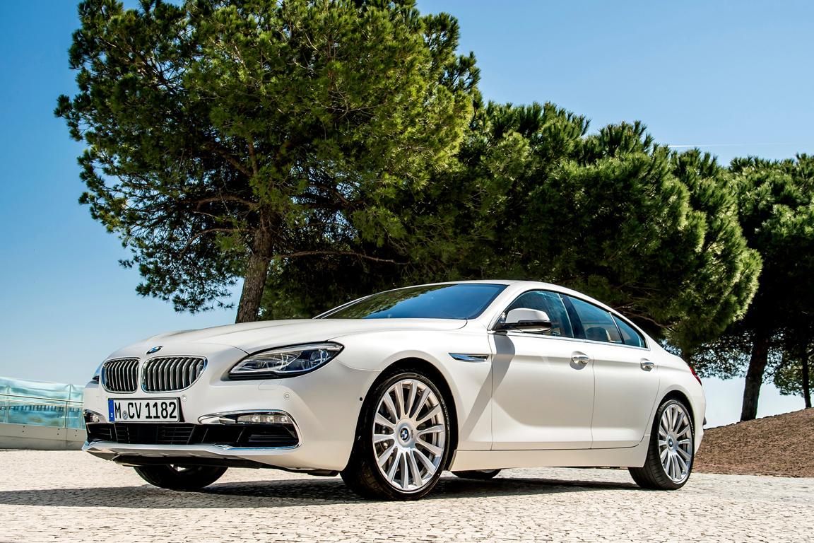 BMW 6 series Gran Coupe 2015