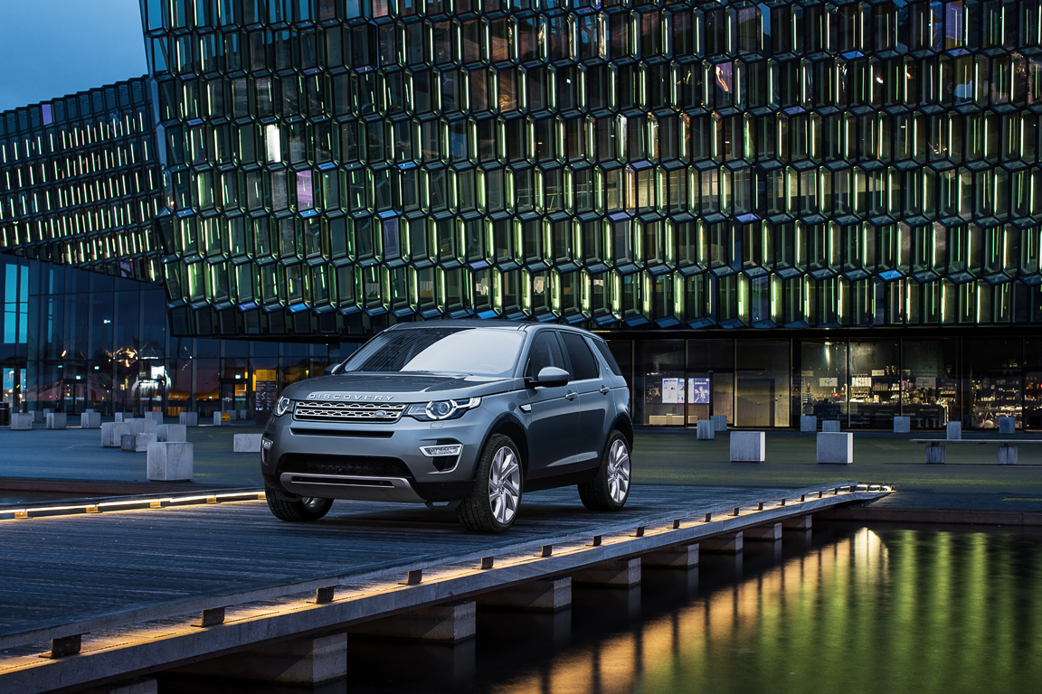 Land Rover Discovery Sport (2014)