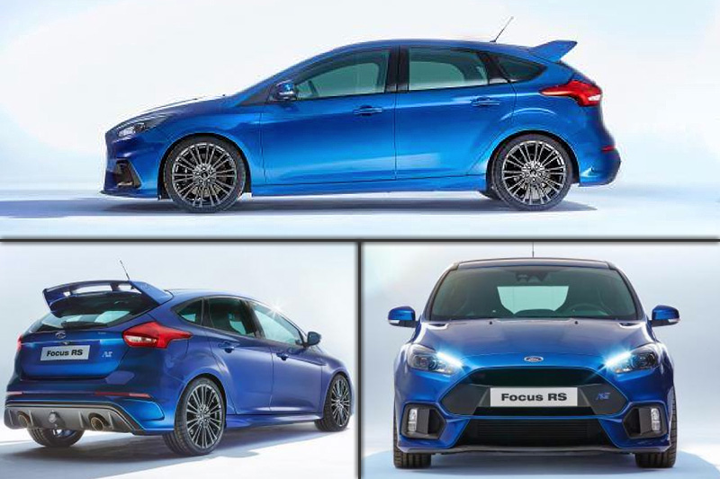 Ford Focus RS 2015 Форд Фокус РС