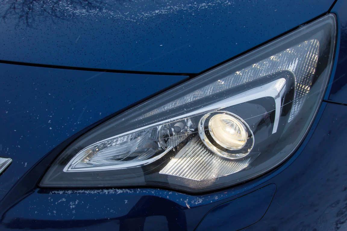 Opel Astra OPC: Гражданин спортсмен