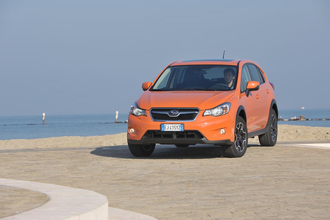 Subaru XV / Субару XV