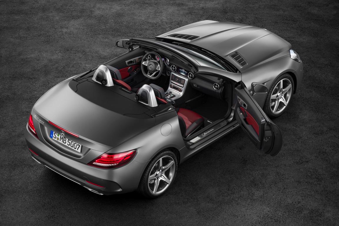 Mercedes-Benz SLC-class 2015