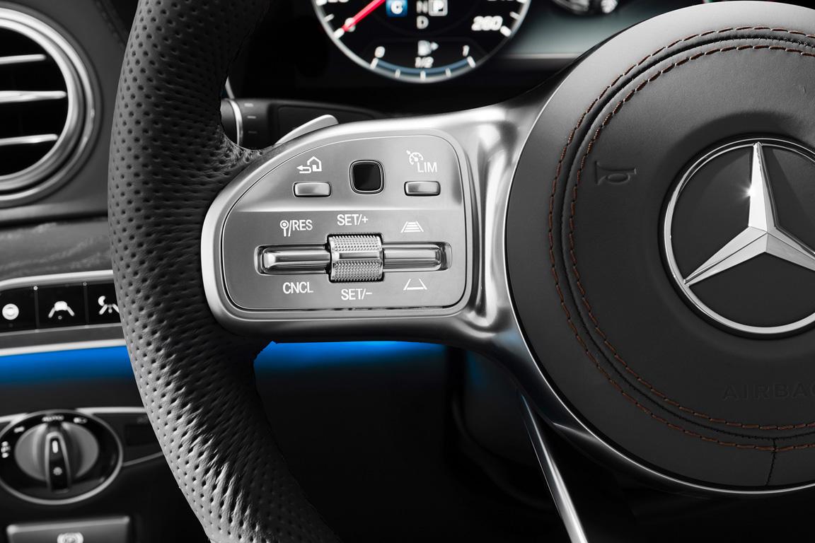 Mercedes-Benz S-class 2017