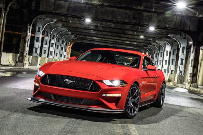 Форд Mustang получит экстремальную трековую версию