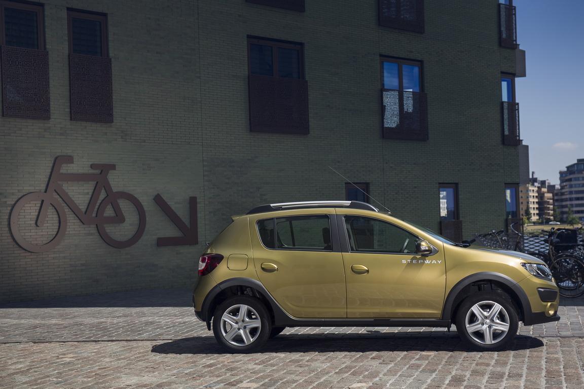 Renault Sandero Stepway: Роботизация процесса