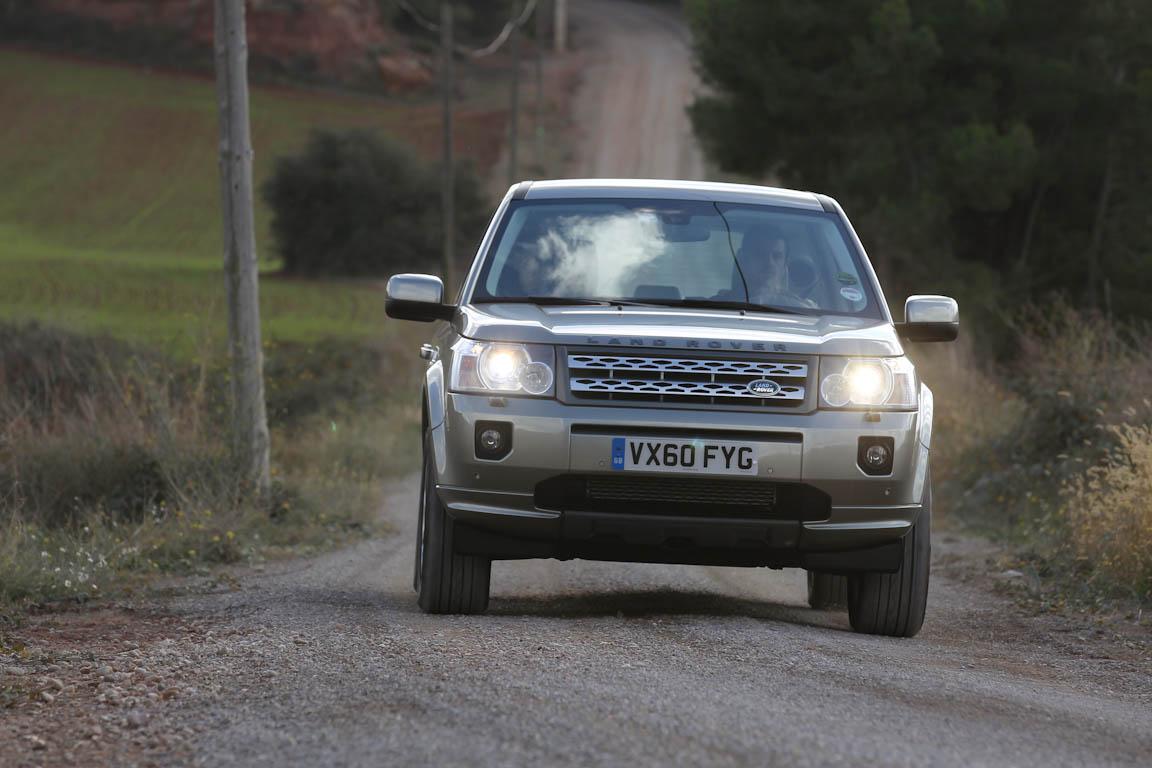 Land Rover Freelander 2: лучше меньше да больше