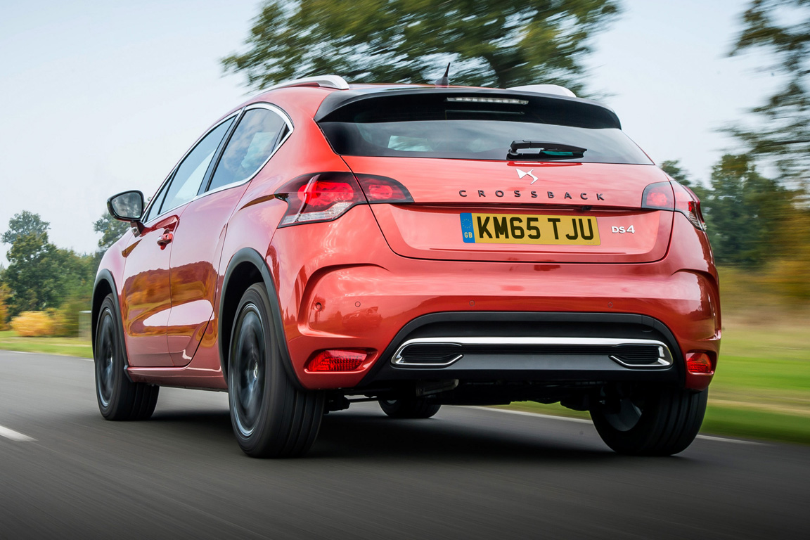 DS4 Crossback 2015