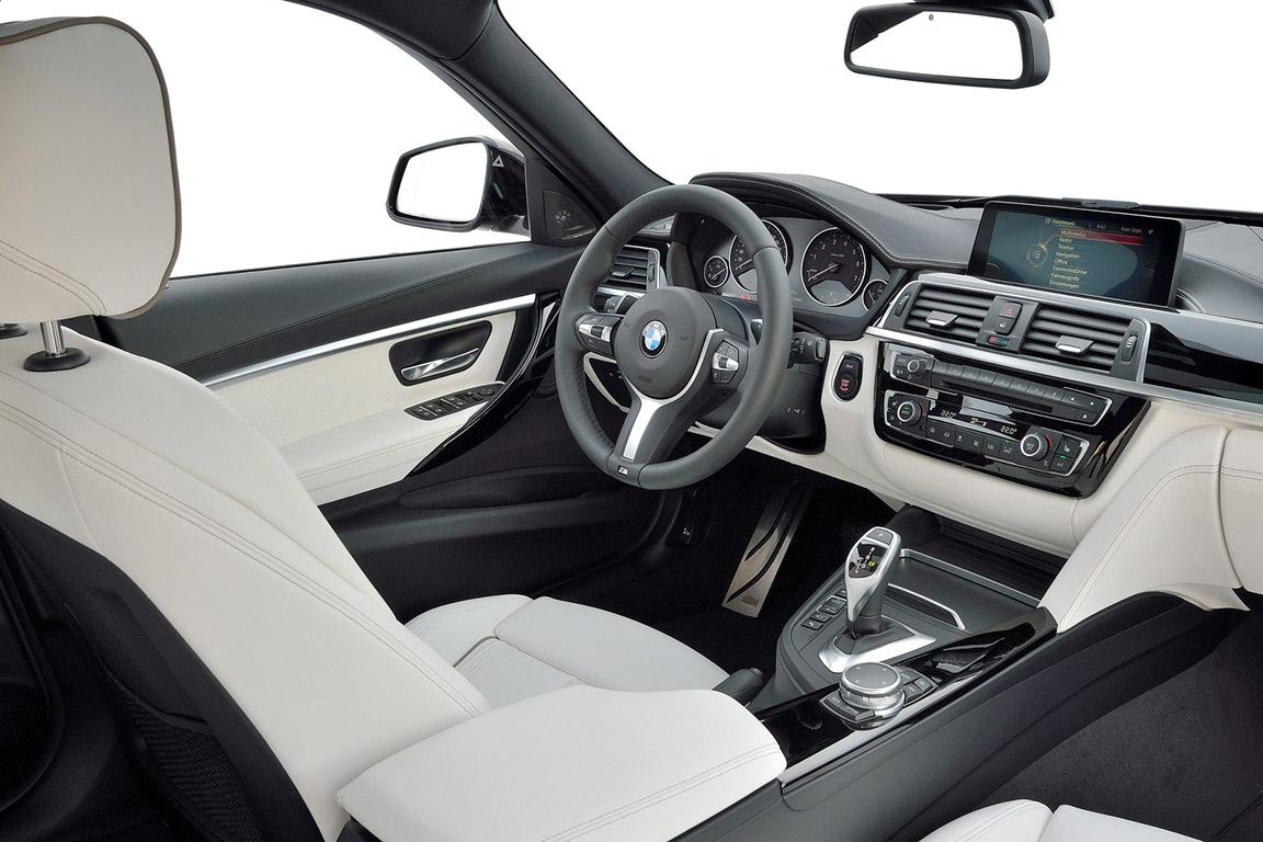 BMW 320d: Мне бы гоночный трек под колеса