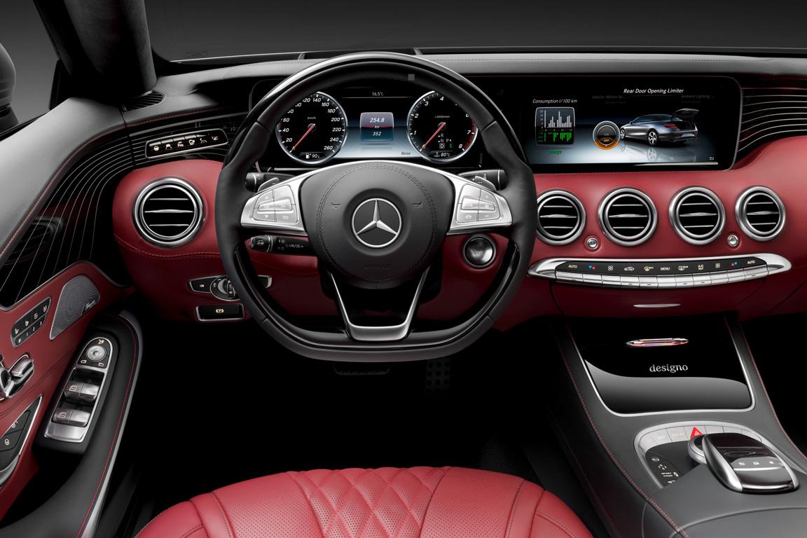 Mercedes-Benz  s-class, cabrio 2014