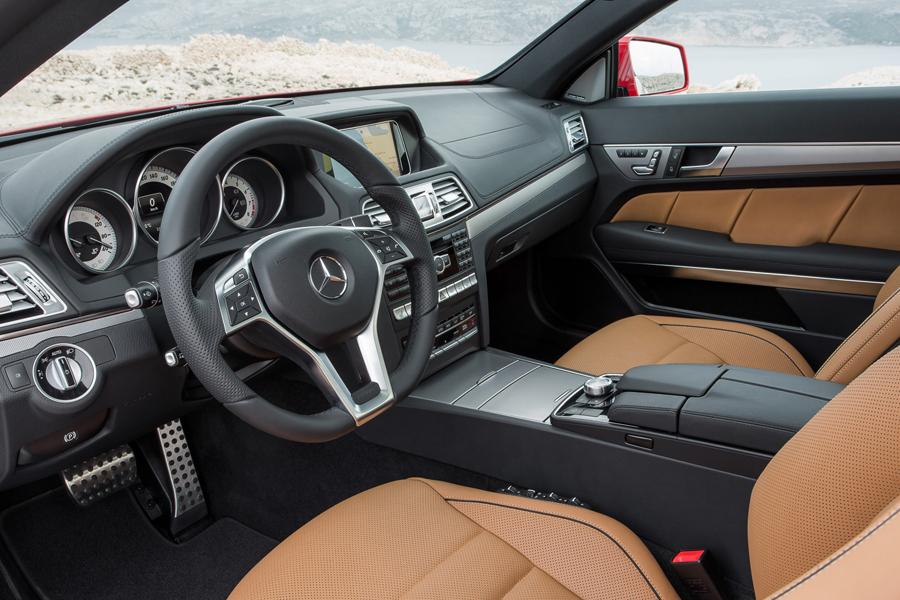 Mercedes-Benz E-class coupe (2013)