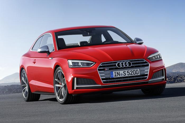 Компания Audi представила новое поколение A5 и S5