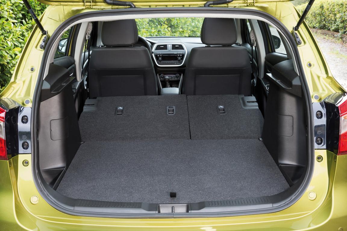 Suzuki SX4 2013