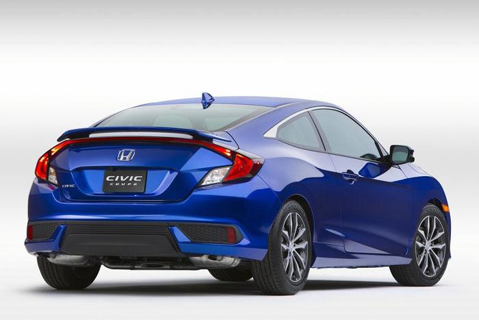 купе Honda Civic