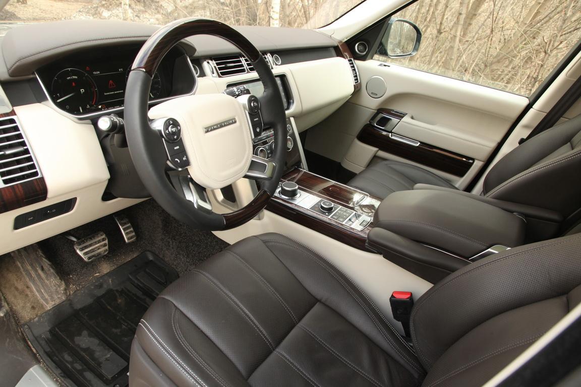 Range Rover: Мы ждем перемен