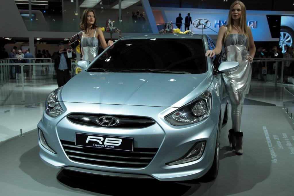 Hyundai Sonata RB